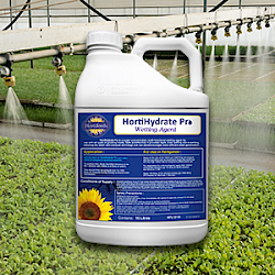 HortiHydrate Pro: a specialised horticultural wetter